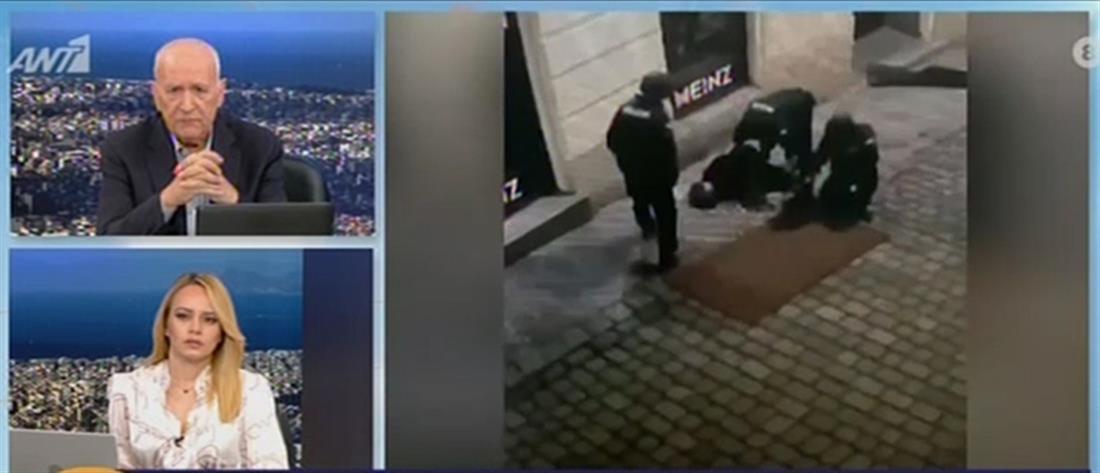 Επίθεση στη Βιέννη: Έλληνας αυτόπτης μάρτυρας συγκλονίζει, μιλώντας στον ΑΝΤ1 (βίντεο)