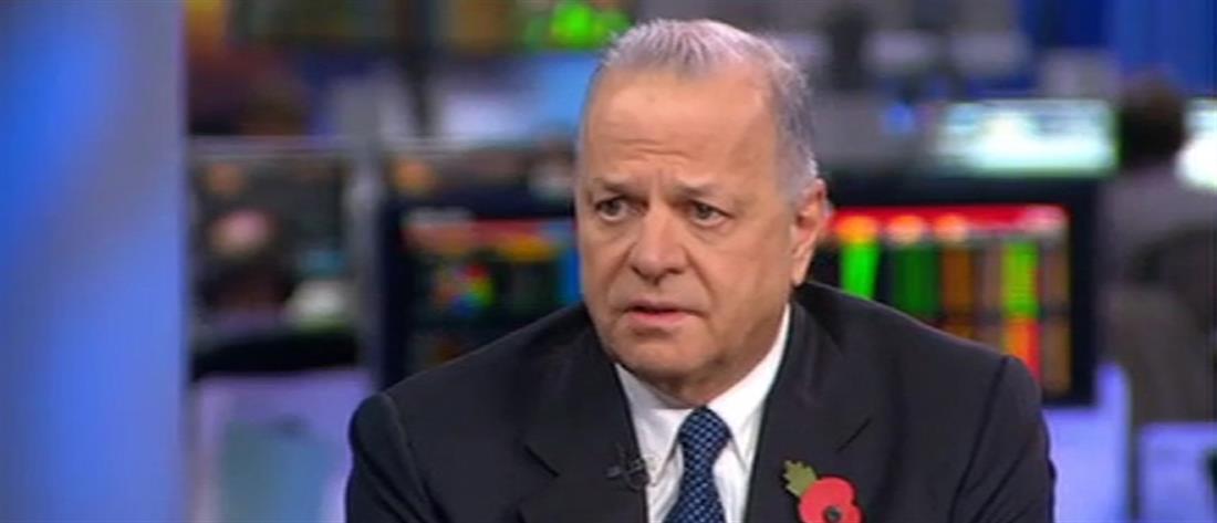 Μυτιληναίος: Η ελληνική οικονομία έχει προοπτικές να απογειωθεί (Βίντεο)