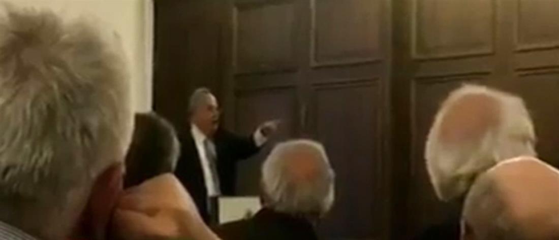 """""""Χουντικό"""" αποκαλεί ο Κοτζιάς διαμαρτυρόμενο για την Συμφωνία των Πρεσπών (βίντεο)"""