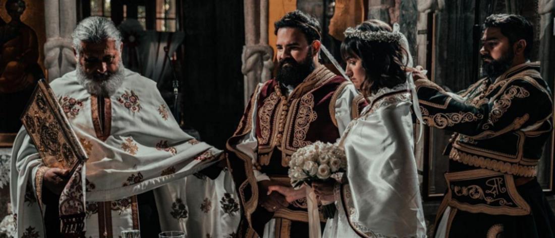 Τρίκαλα: Γάμος βγαλμένος από το 1821 (εικόνες)