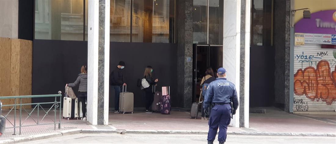 Κορονοϊός: επαναπατρίσθηκαν δεκάδες Έλληνες από την Ιταλία