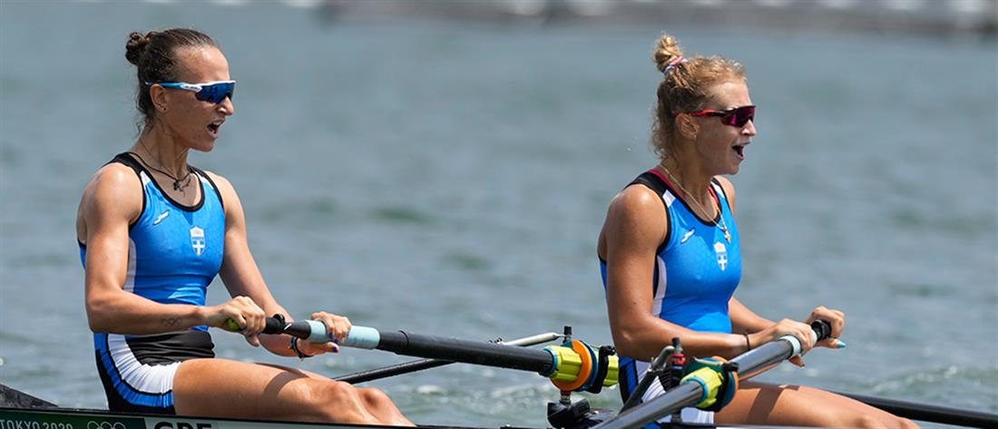 AP - Ολυμπιακοί Αγώνες - Τόκιο 2020 - Μαρία Κυρίδου - Χριστίνα Μπούρμπου