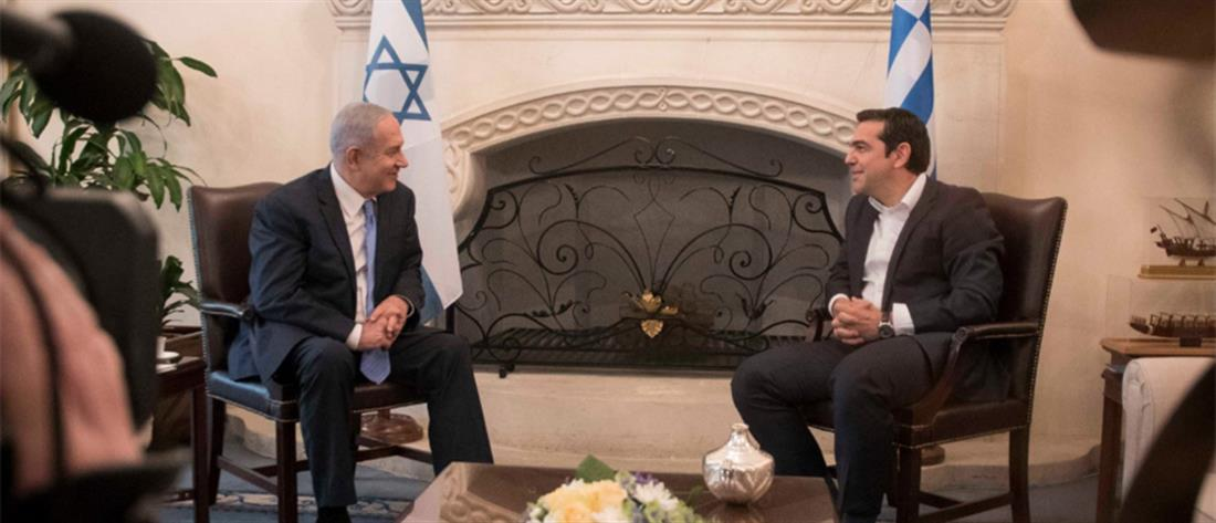 WSJ: Η δράση της Τουρκίας προωθεί νέα φιλία μεταξύ Ισραήλ και Ελλάδας