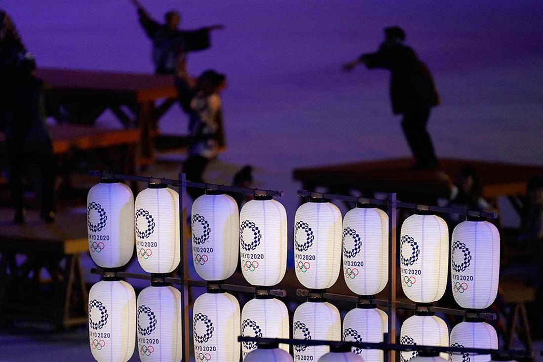 AP - Ολυμπιακοί Αγώνες - Τόκιο 2020 - Τελετή Έναρξης