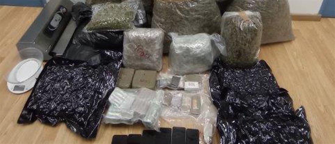 Νέα Σμύρνη: συλλήψεις για κατοχή και διακίνηση ναρκωτικών