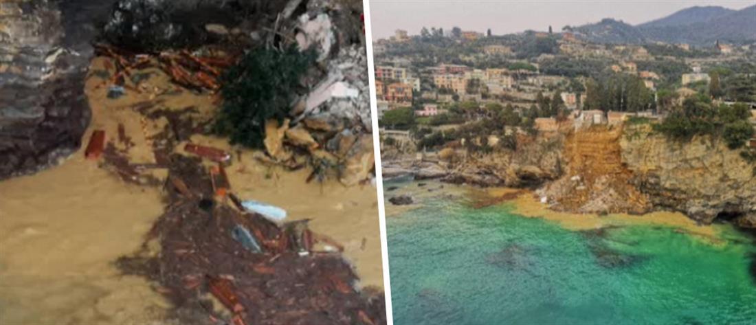 Ιταλική Ριβιέρα: Γέμισε η θάλασσα με εκατοντάδες φέρετρα (βίντεο)