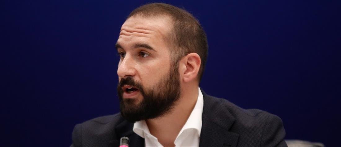 Ο Δημήτρης Τζανακόπουλος νέος Γραμματέας του ΣΥΡΙΖΑ