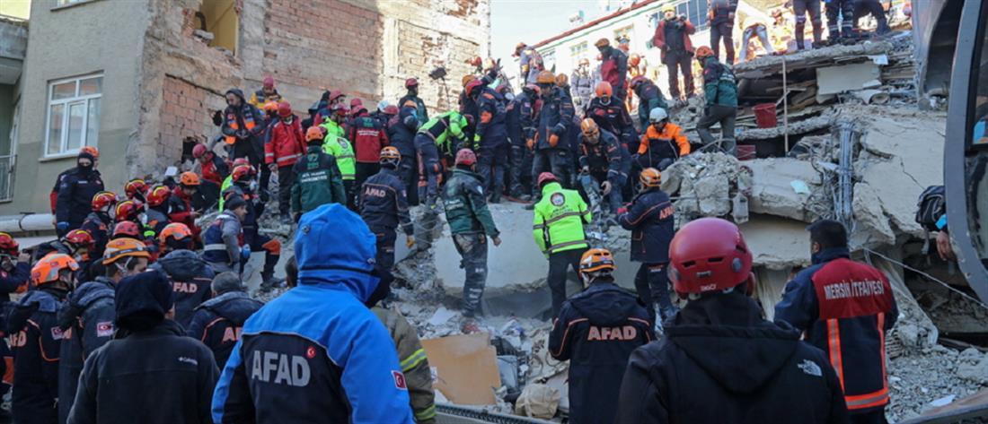 Τουρκία - σεισμός