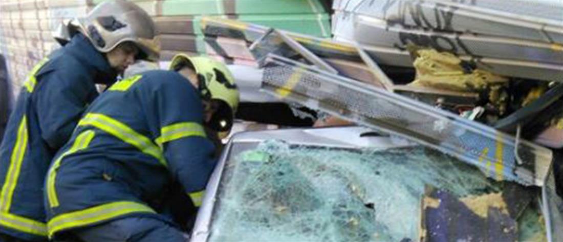 Ένας νεκρός σε τροχαίο στην Μαλακάσα