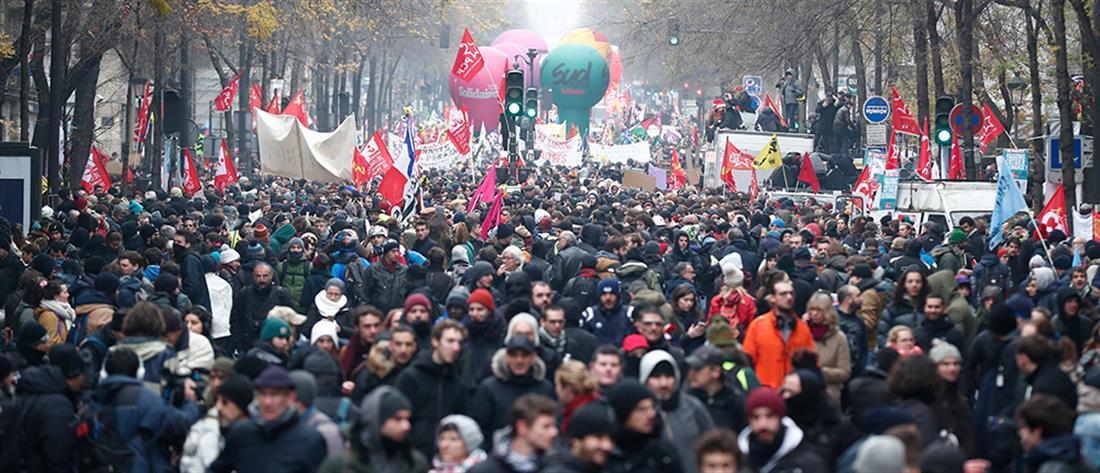 Παρίσι - Απεργία