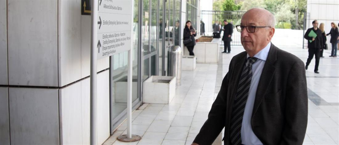 Απολογία Τσουκάτου για Siemens: το ΠΑΣΟΚ με έκανε αποδιοπομπαίο τράγο
