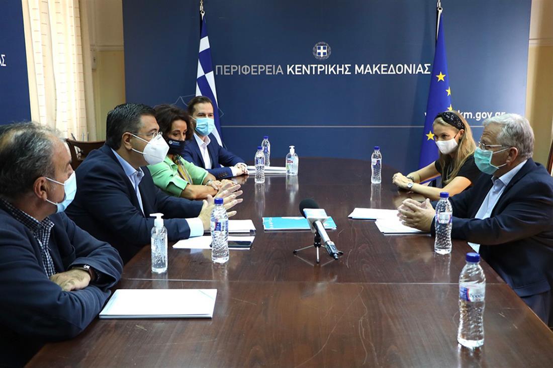Σύμφωνο συνεργασίας - Τζιτζικώστας- Γιαννόπουλος - Χαμόγελου του Παιδιού