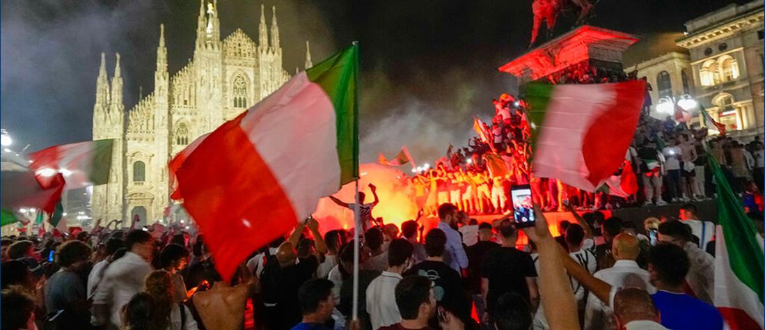 Euro 2020 - Iταλία: Εκτέλεσαν συμβόλαιο θανάτου εν μέσω πανηγυρισμών
