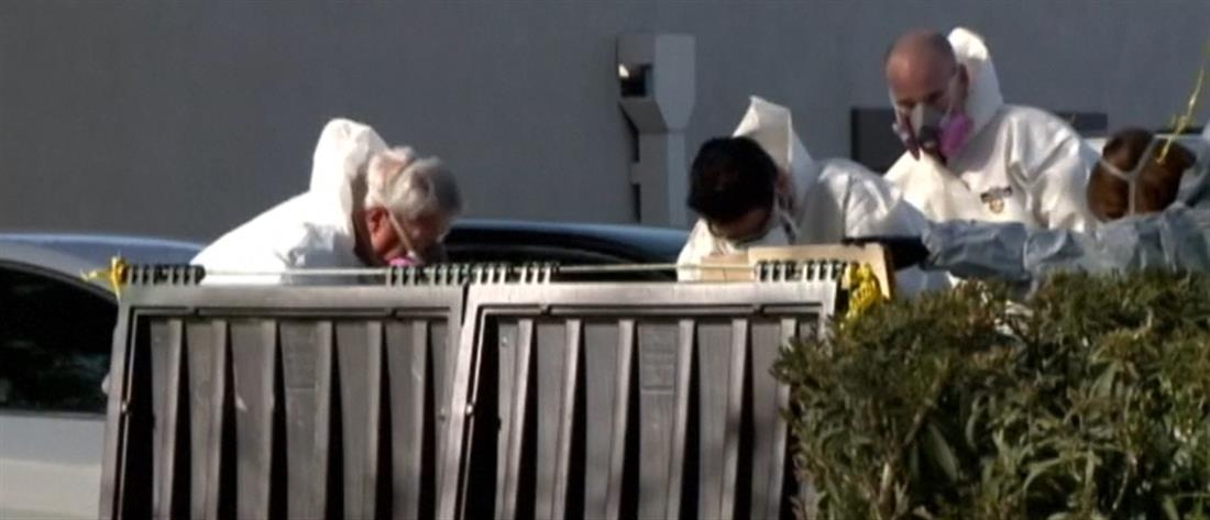 """Φρίκη: Πτώμα άνδρα με... κεφάλι γυναίκας σε """"εργαστήρι"""" στην Αριζόνα (βίντεο)"""