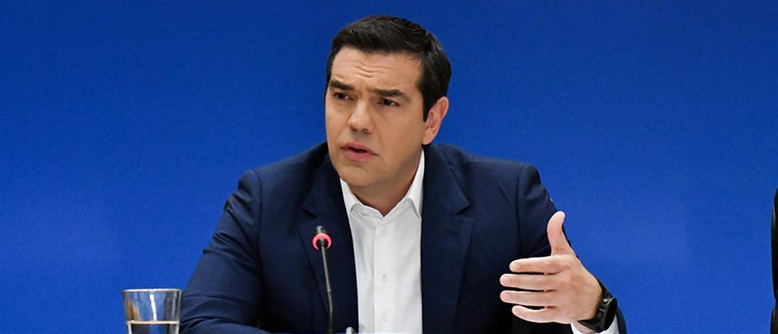 Τσίπρας: ο Μητσοτάκης έχει βαθιά αντικοινωνική ατζέντα