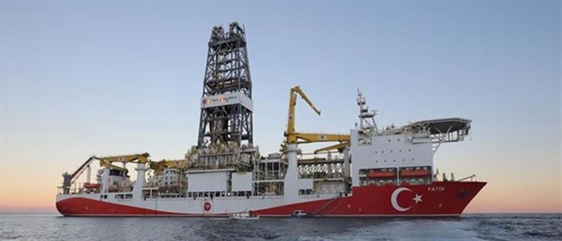 """Νέα γεώτρηση στην κυπριακή ΑΟΖ απο τον """"Πορθητή"""""""