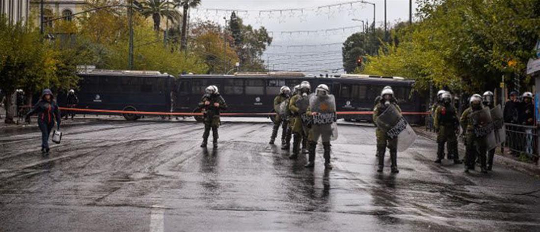 Επίσκεψη Μέρκελ: Κλειστοί δρόμοι, πάνω 2000 αστυνομικοί σε επιφυλακή