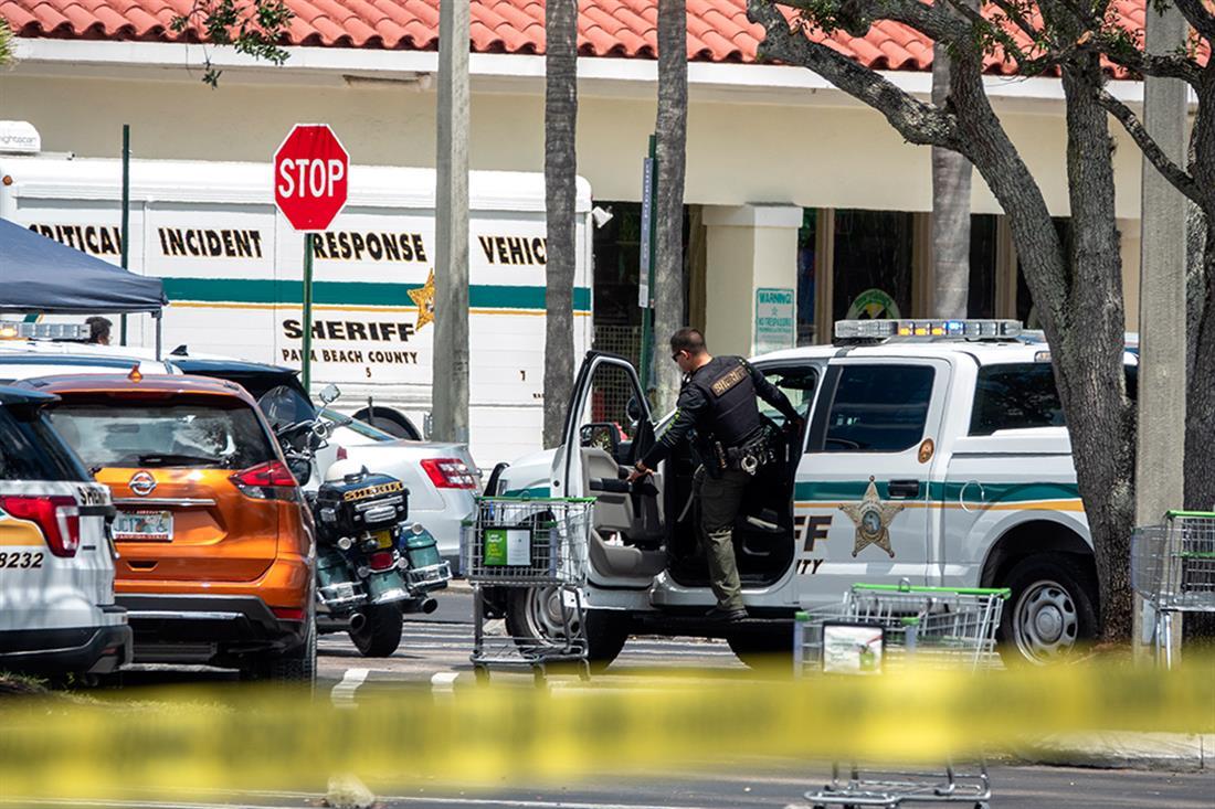 Φλόριντα - σουπερμαρκετ - πυροβολισμοί