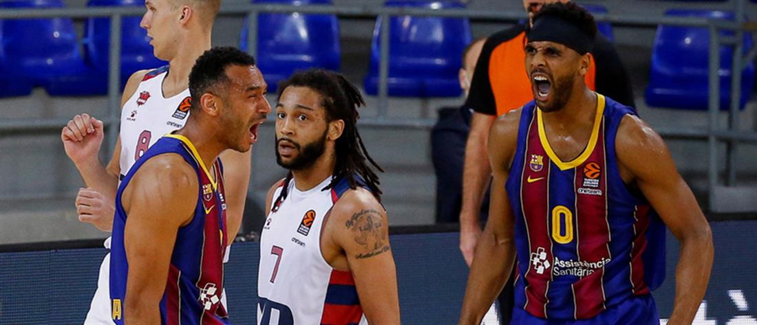Euroleague: η επέλαση της Μπαρτσελόνα