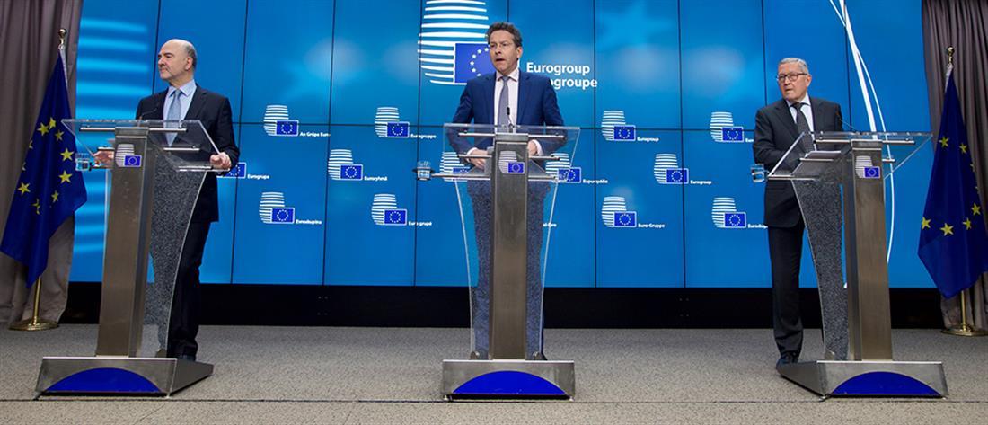 Η επίσημη ανακοίνωση του Eurogroup για την Ελλάδα