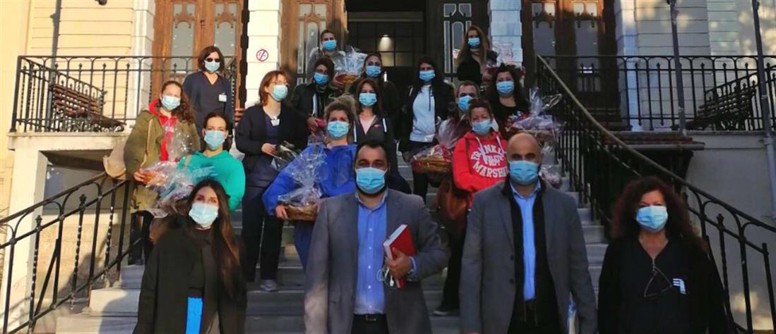 """Κορονοϊός - Θεσσαλονίκη: Αυξάνονται οι ΜΕΘ-COVID στο """"Ιπποκράτειο"""""""