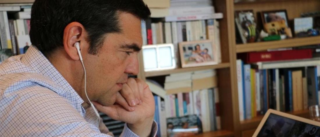 """Τσίπρας: Το """"ΟΧΙ"""" του '40 κίνητρο μιας νέας πατριωτικής ενότητας"""
