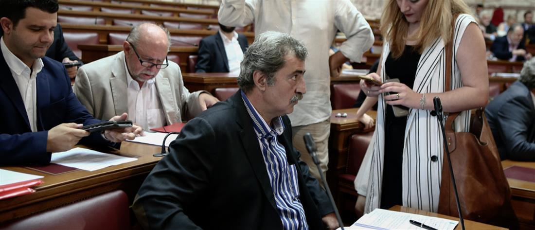Πολάκης - Βουλή