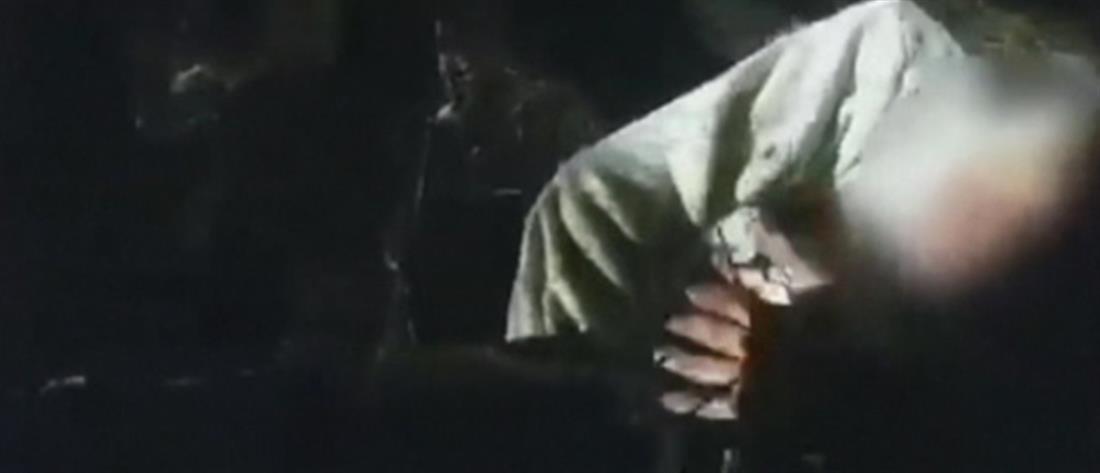 Βίντεο: Διάσωση ανήλικου από βάλτο