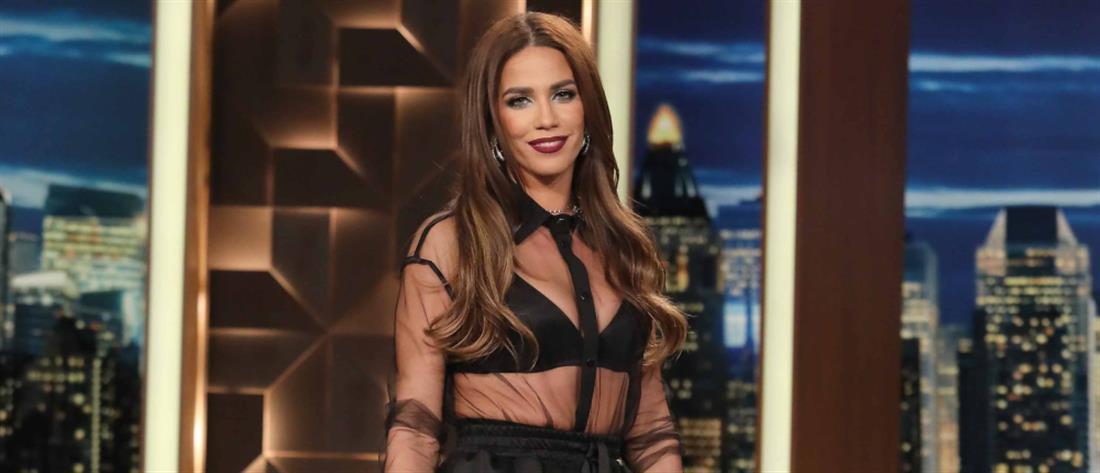 Κατερίνα Στικούδη: Τι αποκαλύπτει για το φόρεμα της JLo και τα fitness μυστικά της