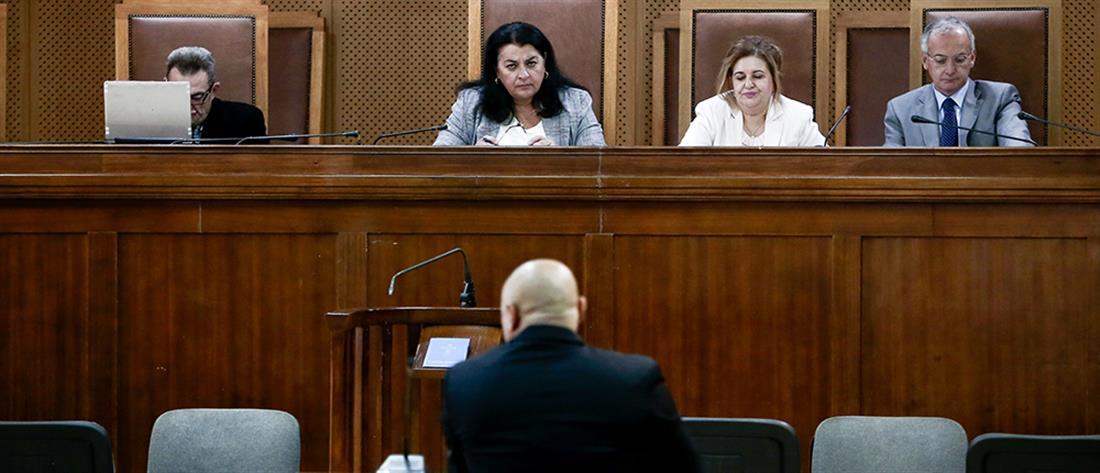 Δίκη Χρυσής Αυγής: ένας ηλίθιος δολοφόνησε τον Φύσσα, είπε ο Γερμενής