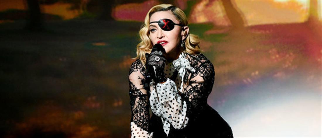 Η Μαντόνα στον τελικό της Eurovision – Το βίντεο από τις πρόβες