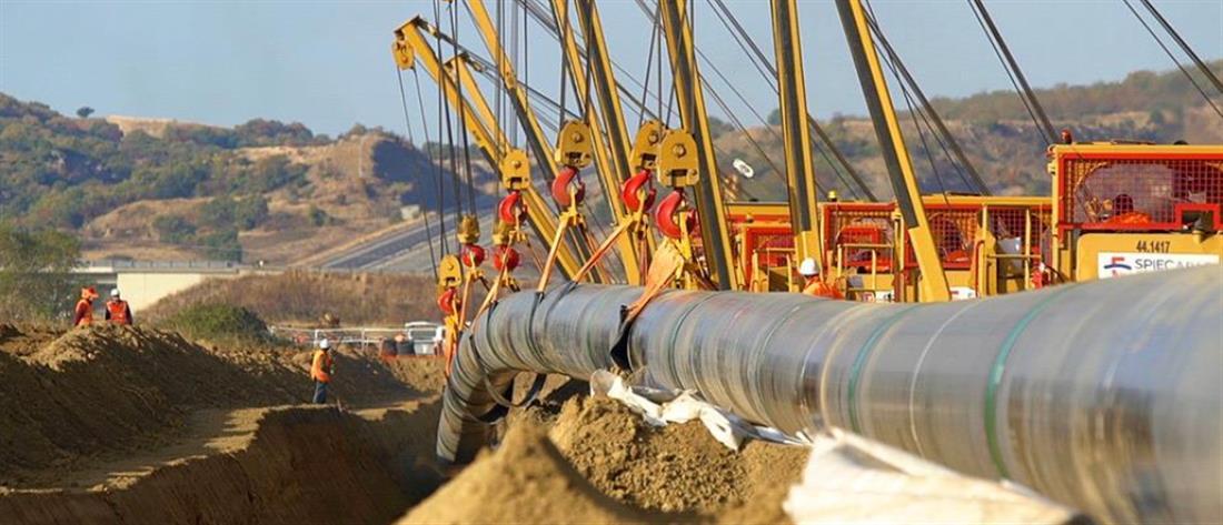 Μπαίνουν οι υπογραφές για τον ελληνοβουλγαρικό αγωγό φυσικού αερίου