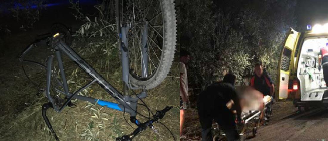 Καραβόμυλος: υπέκυψε ο 14χρονος από το τροχαίο με τα ποδήλατα