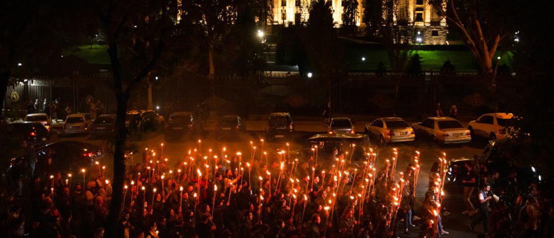 Γενοκτονία Αρμενίων - Γερεβάν - 106η επέτειος