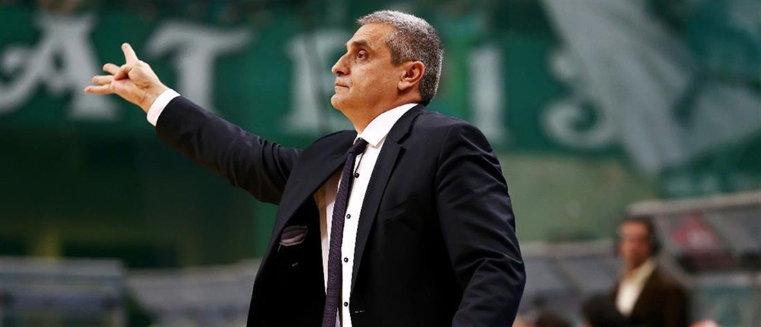 Προπονητής του Παναθηναϊκού ο Αργύρης Πεδουλάκης