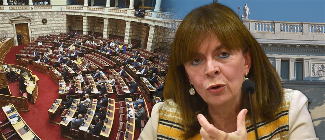 Νέα Πρόεδρος της Δημοκρατίας η Αικατερίνη Σακελλαροπούλου