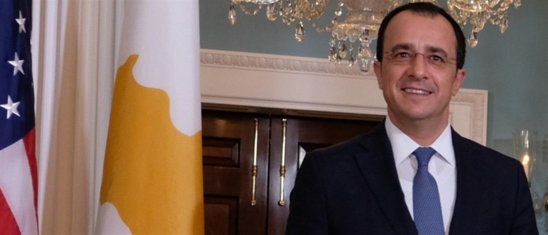 Αισιοδοξία Χριστοδουλίδη για επανέναρξη των συνομιλιών για το Κυπριακό