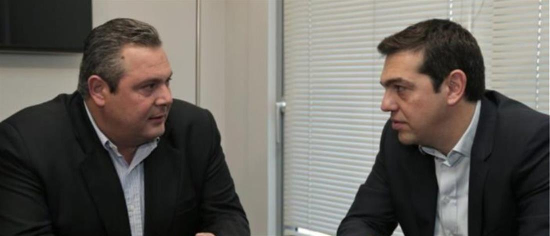 """""""Πυρά"""" βουλευτών του ΣΥΡΙΖΑ κατά Καμμένου"""