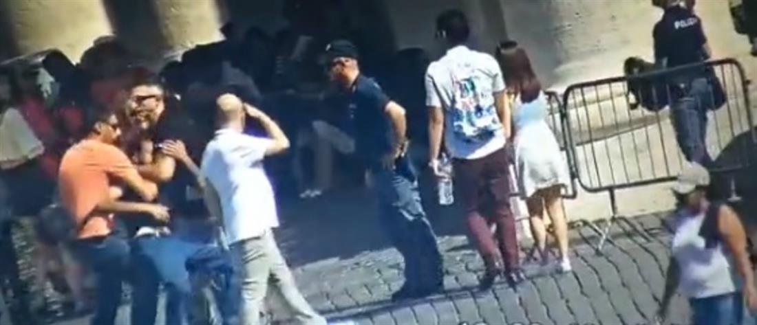 Βατικανό: Απειλούσε να αυτοπυρποληθεί στην Πλατεία του Αγίου Πέτρου (βίντεο)
