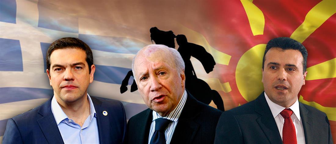 Μήνυμα Νίμιτς στην Αθήνα: προσβλέπω στην επικύρωση της Συμφωνίας των Πρεσπών