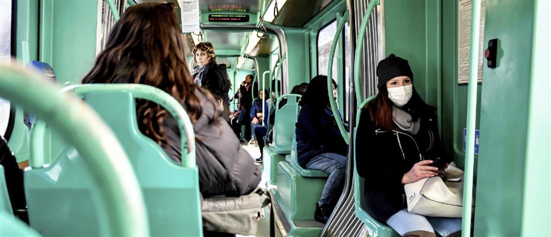 Κορονοϊός: αυξάνονται οι νεκροί στην Ιταλία