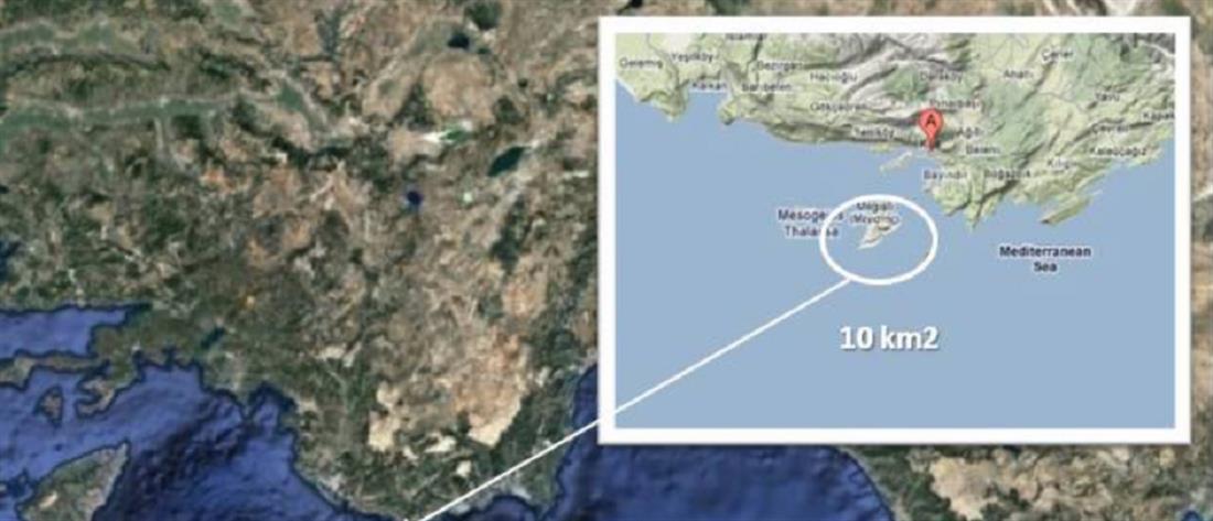 Νέα τουρκική πρόκληση με φόντο το Καστελόριζο
