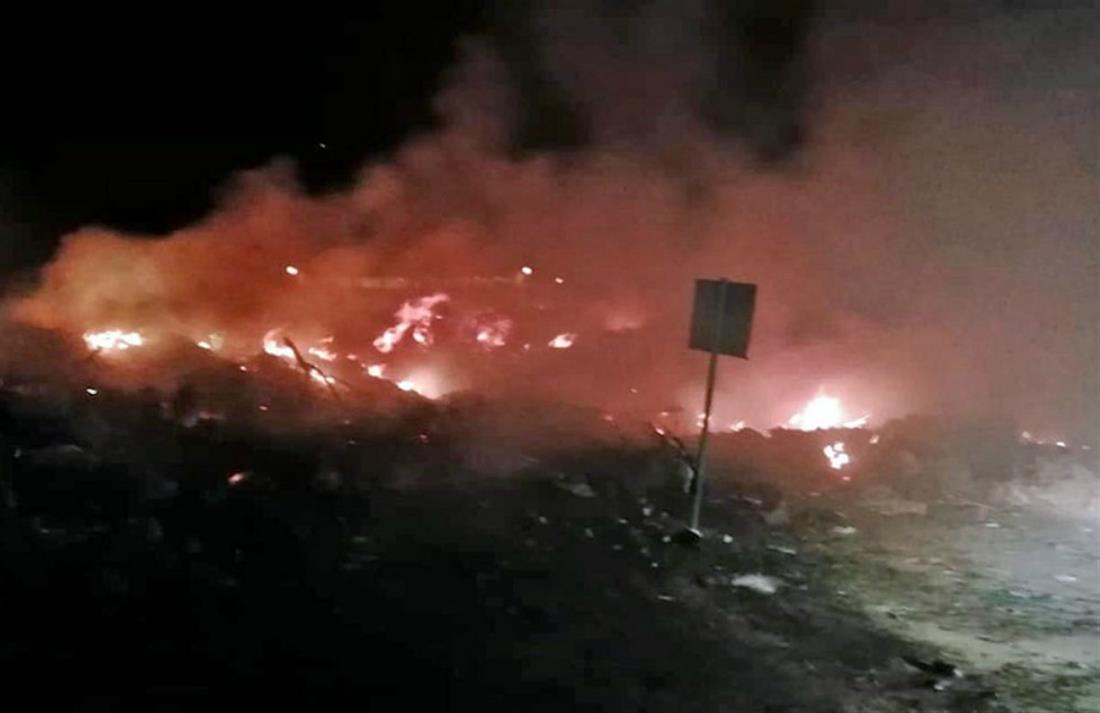 Πυρκαγιά - Καβάλα