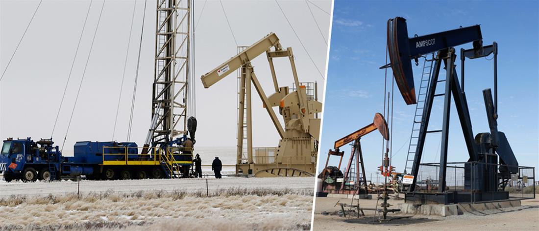 Πετρέλαιο: στα… τάρταρα οι τιμές του αμερικανικού αργού