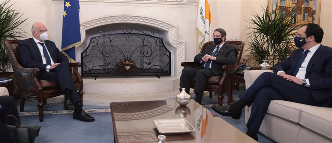Κάλεσμα Ελλάδας – Κύπρου στους Ευρωπαίους να αναλάβουν ευθύνες απέναντι στην Τουρκία