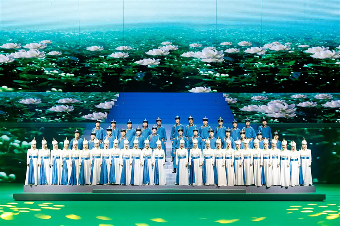 Κινέζικη Πρωτοχρονιά - Έτος Πολιτισμού και Τουρισμού - Ελλάδα - Κίνα
