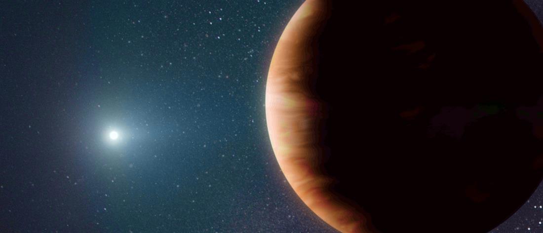 Ανακάλυψη: γιγάντιος εξωπλανήτης επιβίωσε από τον θάνατο του άστρου του