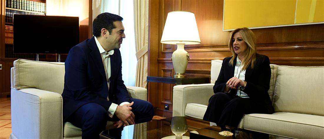 Σκοπιανό: η Γεννηματά ζητά αλλαγές στην συμφωνία για να την υπερψηφίσει το ΚΙΝΑΛ