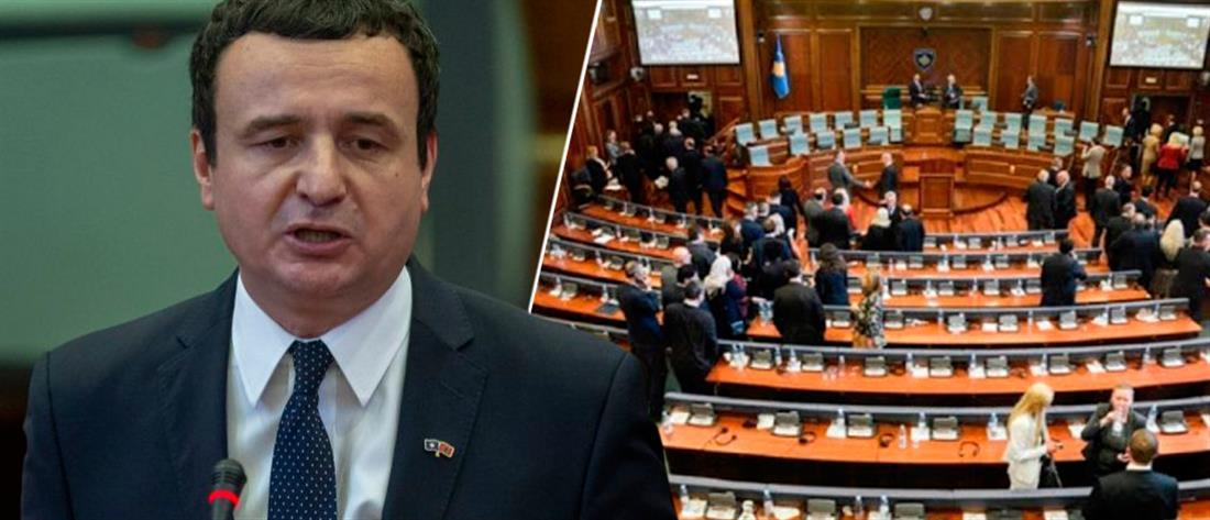 """Κόσοβο: ο κορονοϊός """"έριξε"""" την Κυβέρνηση!"""