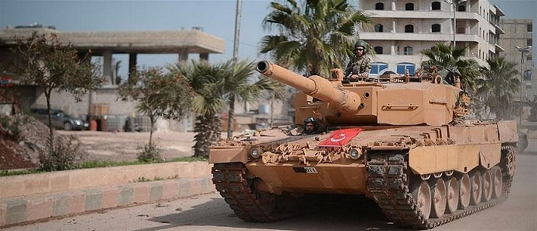Έτοιμος για πολεμικές επιχειρήσεις δηλώνει ο Ερντογάν